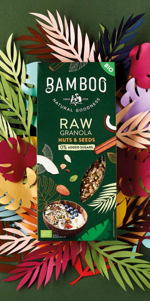 beautiful Bamboo visual by DesignRepublic Belgium