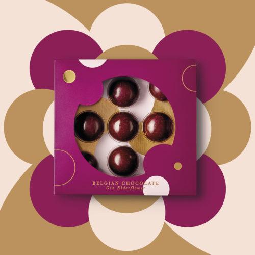 Natra Chocolate, complete packaging design done by DesignRepublic, branding & packaging design agency Belgium
